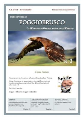La Webzine n. 3 di Briciolanellatte Weblog