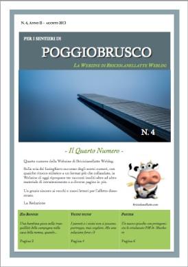 Webzine n. 4 di Briciolanellatte Weblog