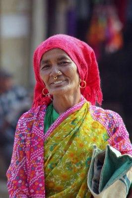 Donna nepalese