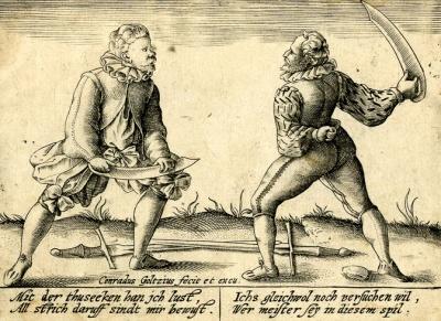 Goltzius-Conraad-dussack-fencing-c1590