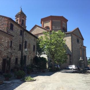 Lucignano - Collegiata